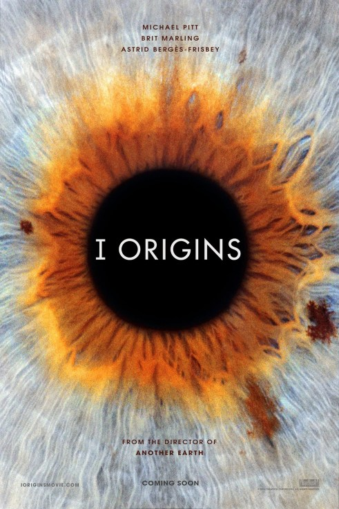 I Origins movie poster