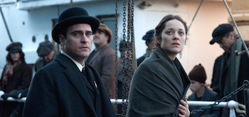 Marion Cotillard Joaquin Phoenix The Immigrant