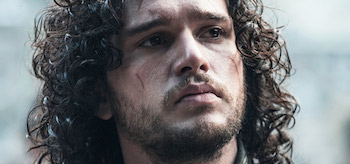 Kit Harington Game of Thrones Season 4