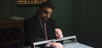 Manu Bennett Arrow Deathstroke