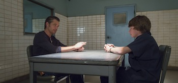 Timothy Olyphant Jacob Lofland Justified Restitution