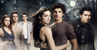 Tyler Posey Crystal Reed Teen Wolf