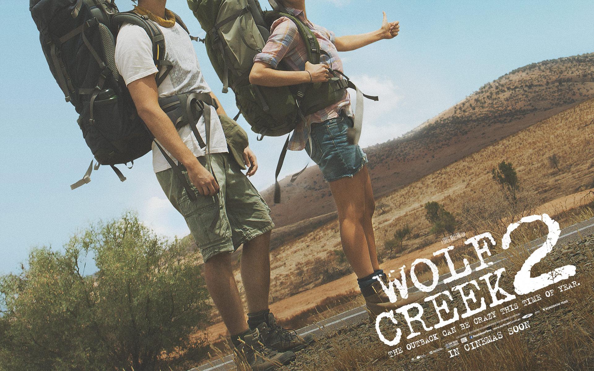 wolf creek 2 2013 movie trailer terror returns to the