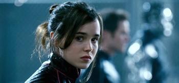 Ellen Page X-Men The Last Stand