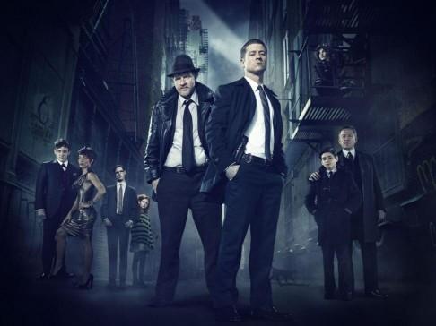 Gotham full cast