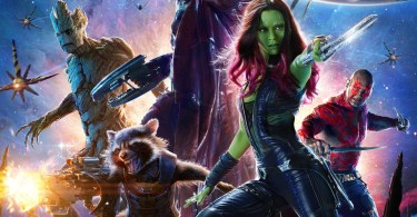 Guardians of the Galaxy movie poster 2