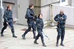 Jennifer Lawrence Liam Hemsworth Mahershala Ali Sam Claflin The Hunger Games Mockingjay
