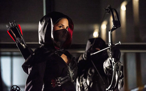 Katrina Law Arrow Unbreakable