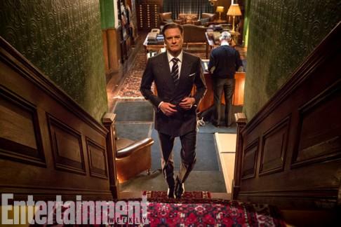 Colin Firth Kingsman: The Secret Service