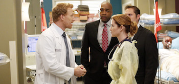 Sarah Drew Kevin McKidd Rick Worthy Greys Anatomy Fear (of the Unknown)