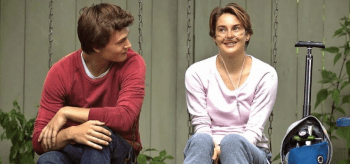 Ansel Elgort Shailene Woodley The Fault in Our Stars