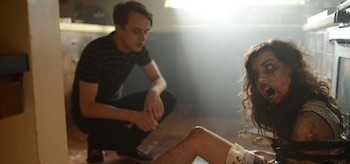 Dane DeHaan Aubrey Plaza Life After Beth