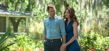 James Marsden Michelle Monaghan The Best of Me