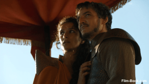Pedro Pascal Indira Varma Game of Thrones The Mountain and the Viper