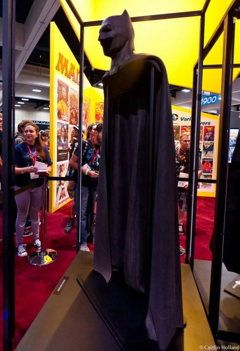 Batman v Superman: Dawn of Justice Batman cloak & cowl