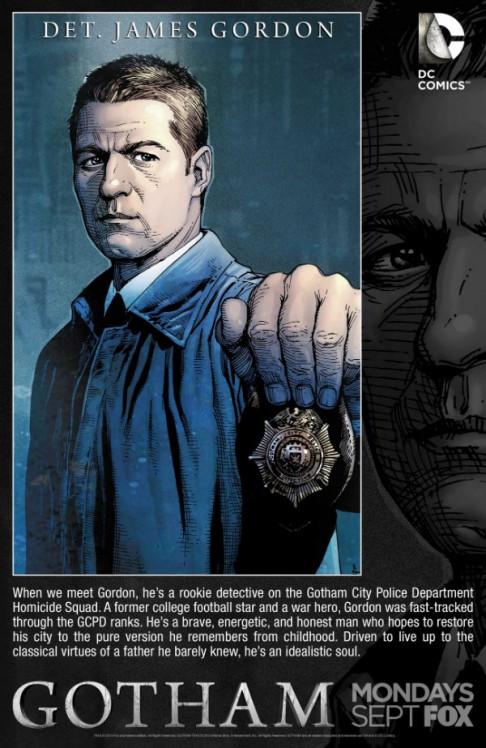 Ben McKenzie Gotham Gordon Frank