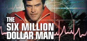 Lee Majors The Six Million Dollar Man