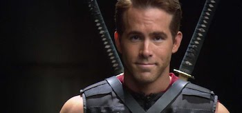 Ryan Reynolds XMen Origins Wolverine