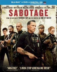 Sabotage Bluray