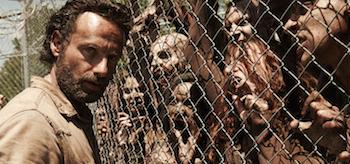 Andrew Lincoln The Walking Dead Season 4