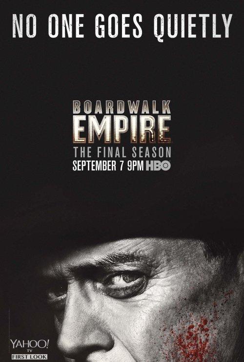 Boardwalk Empire Season 5 TV show poster