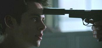 Dylan O'Brien Gun to Head Teen Wolf Weaponized