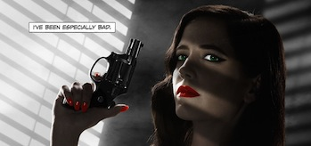 Eva Green Sin City: A Dame to Kill For
