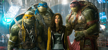 Megan Fox Teenage Mutant Ninja Turtles