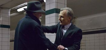 Richard Sammel David Bradley The Strain For Services Rendered