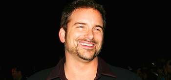 Shane Black Smiling