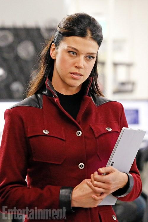 Adrianne Palicki Mockingbird Agents of Shield