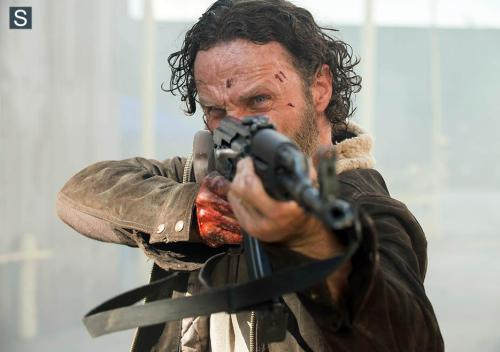 Andrew Lincoln The Walking Dead No Sanctuary