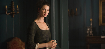 Caitriona Balfe Outlander The Garrison Commander