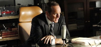 Clark Gregg Agents of SHIELD Shadows