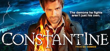 Constantine TV Show Poster