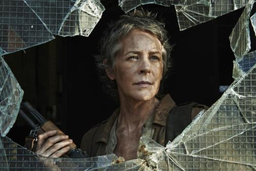 Melissa McBride The Walking Dead Season 5