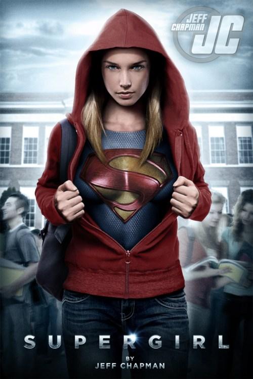 Supergirl Jeff Chapman
