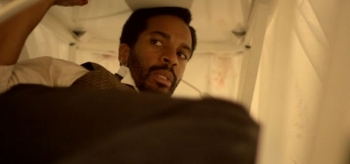 Andre Holland The Knick Get the Rope