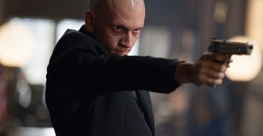 Anthony Carrigan Gotham Penguin's Umbrella 4