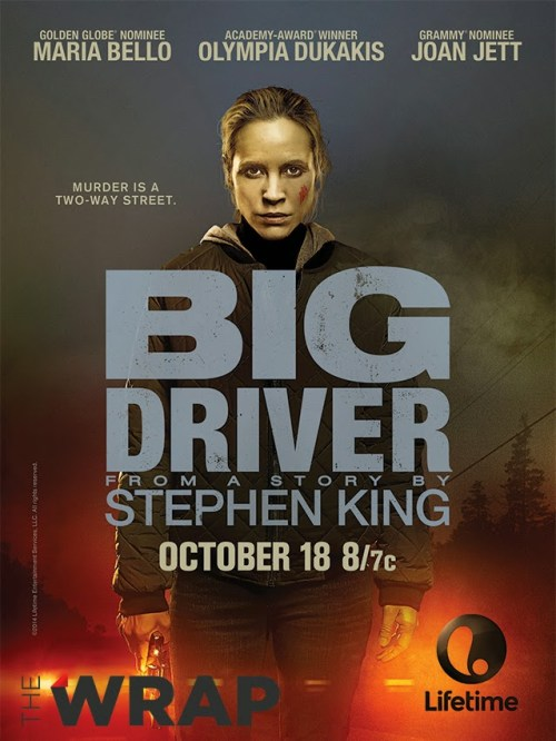 Big Driver TV movie poster