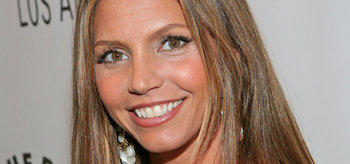 Charisma Carpenter Smiling