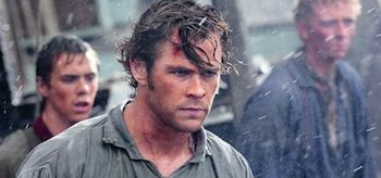 Chris Hemsworth In The Heart of the Sea