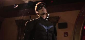 Danny Shepherd Nightwing The Series Descent