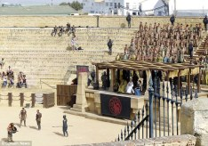 Daznaks Pit Game of Thrones Season 5 set