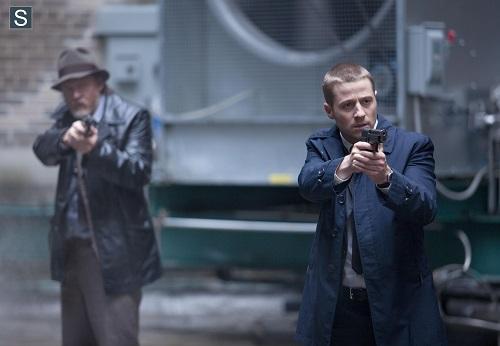 Donal Logue Ben Mckenzie Gotham Viper