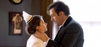 Eve Hewson Clive Owen The Knick Working Late a Lot
