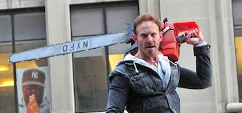 Ian Ziering Sharknado 2 The Second One