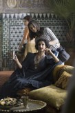 Indira Varma Game of Thrones Season 5 set