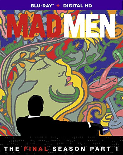 Mad Men Season 7 Part 1 Bluray