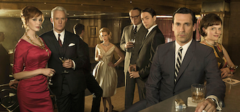 main Cast Bar Mad Men Season 7